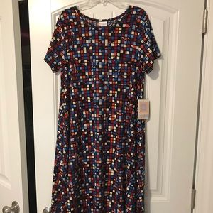 Carly Lularoe Dress